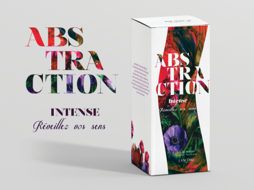 Abstraction, le parfum