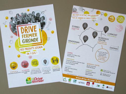 Drive Fermier Gironde